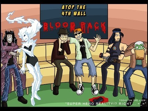 Blood Pack #1 - Atop the Fourth Wall