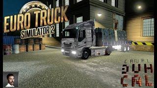 Euro Truck Simulator 2 #39 . . . Bigodão