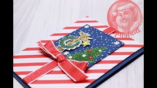 2018 Holiday Card Series Day 13 Animal Christmas