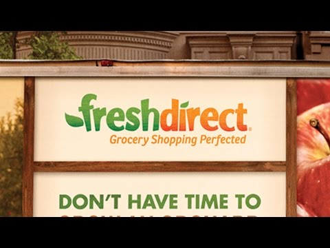 Online Grocer FreshDirect Could Look Towards Sale As Market Crowds