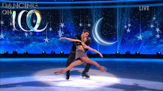 Max Brings His Romantic Debut Routine Back for the Final! | Dancing On Ice 2018