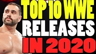 News About Wwe Releases 2020