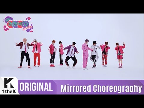 Thumbnail: [Mirrored] NCT 127_'Cherry Bomb' Choreography(거울모드 안무영상)_1theK Dance Cover Contest