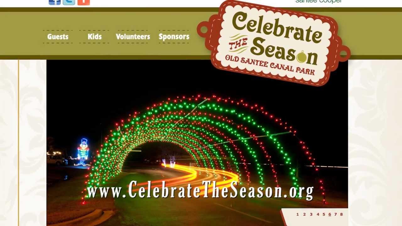 Holiday Festival Lights
