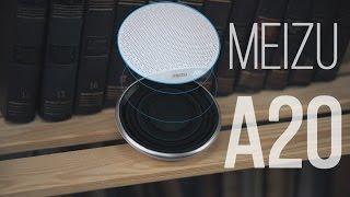 Meizu A20 обзор, отзыв владельца  Bluetooth колонка, которая уууух!