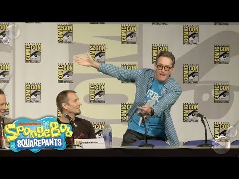 San Diego Comic Con 2015 | SpongeBob SquarePants Full Panel | Nick