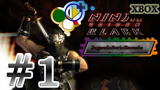 Ninja Gaiden Black | Gameplay | Capitulo 1 | Normal | Español | Xbox