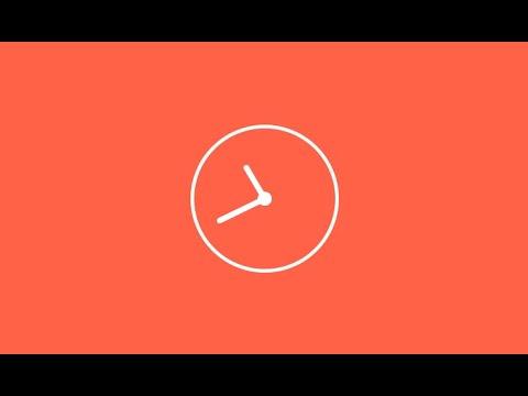 Clock Animation - CSS Tutorial thumbnail
