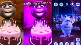 Baby Learn Colors Talking Tom Colours for Kids Animation baby Boba new 09 09 18