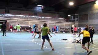 mix esneux  c1 ella + davy badminton