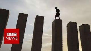 vuclip Yemen's ancient city where people escape civil war - BBC News
