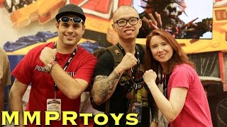 VLOG: Huge Power Rangers Collection! [MMPRtoys]