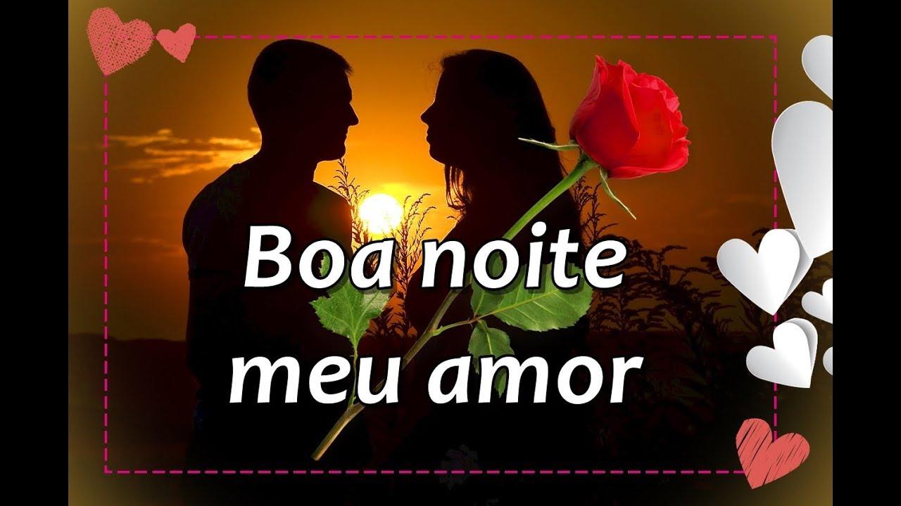 Boa Noite Romantico Video De Boa Noite Romantico Para Whatsapp