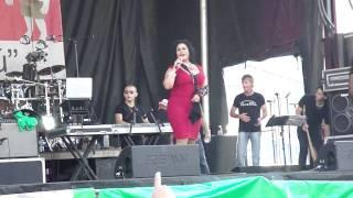 6to Festival Peruano de Nueva Jersey - Eva Ayllon  interpretando Y Se Llama Peru
