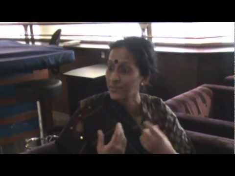 An interview with Bombay Jayashri