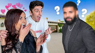 SURPRISING MY MOM WITH CELEBRITY CRUSH!! (SHOCKING)