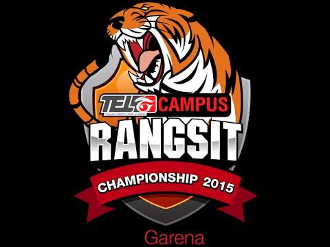 [PB]TEL Campus Rangsit Championship 2015 Final