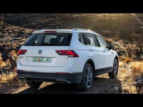 NEW!! VW Tiguan Allspace prototype