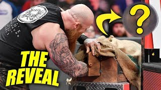 The REVEAL Of What's Inside Erick Rowan's Cage Will Leave You STUNNED and CONFUSED! - WWE