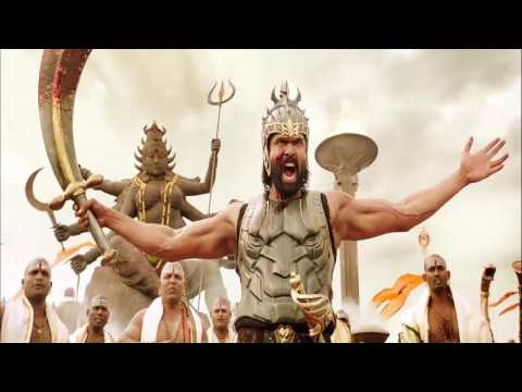Bahubali - The Conclusion Trailer With 300-2 Sound Track