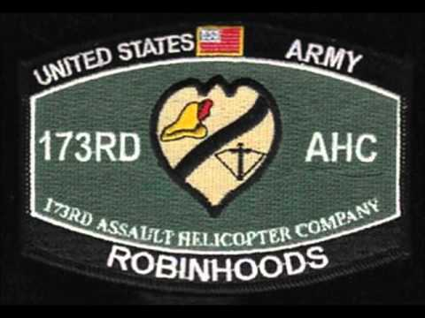 The Merry Men; 173rd Assault Helicopter Company