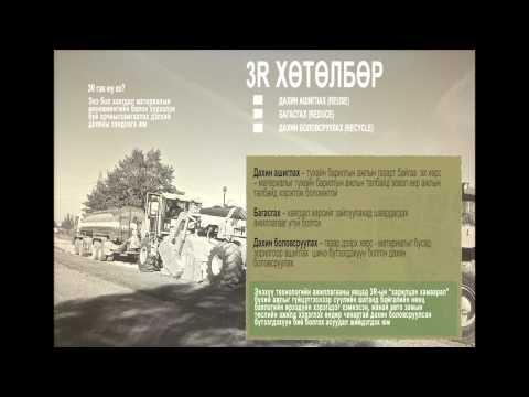 NASCON Group LLC Presentation for The Ministry of Economic Development