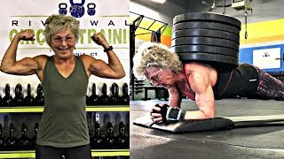 """The most powerful Grandmother in the world """"70 years old"""" - Mary Duffy"""