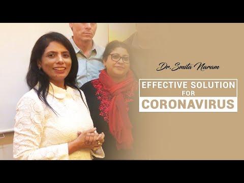 Effective Solution For Corona Virus   Smita Naram   Ayushakti Ayurved