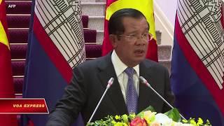 Hun Sen cam kết với VN không cho TQ đặt căn cứ quân sự ở Campuchia (VOA)