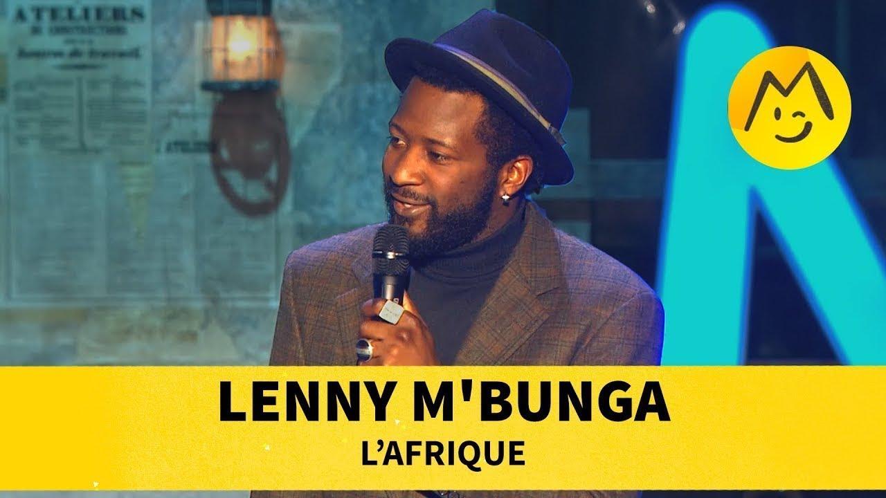 LENNY M'BUNGA DENONCE LA COLONISATION ET LE FRANC CFA EN HUMOUR ?!?! PREUVES ET DEBAT