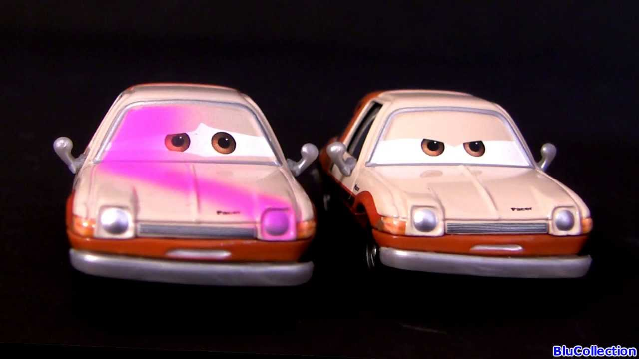 Cars 2 Tubbs Pa... Pacer
