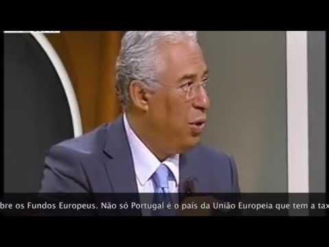 António Costa apanhado a mentir...mais uma vez!