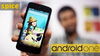 Android One - Spice Dream Uno Review!