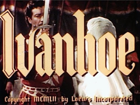 Random Movie Pick - Ivanhoe (1952) Trailer YouTube Trailer
