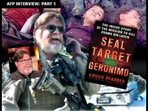 Former SEAL Team Six Commander Hits the Target -- Part 1