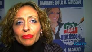 """Tiziana Magnacca: """"La sede di Vasto è la casa di tutto il centrodestra"""""""