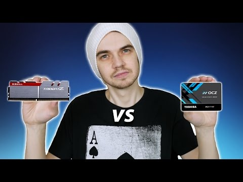 Ram vs SSD - Which Should You Upgrade First?