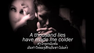 เพลงสากลแปลไทย #128# Here without you - Jay Smith (3 Doors Down cover) With lyrics & Thaisub