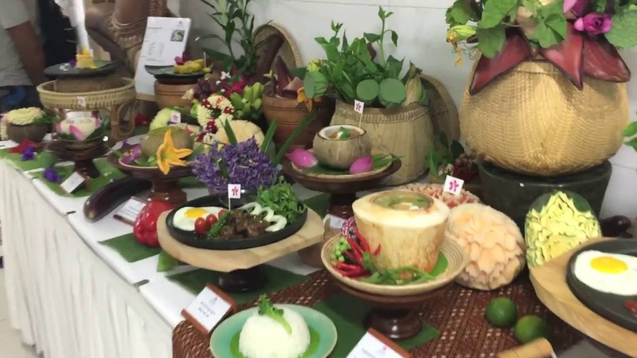 Sokha Hotels and Resorts Culinary Competition 2016: Cambodian Cuisine  Challenge
