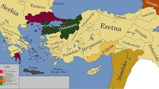 The History of Anatolia : Every Year