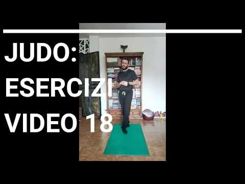 JUDO: Esercizi Video 18