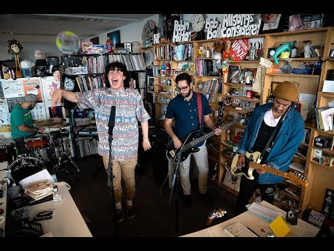 Hobo Johnson and The Lovemakers: NPR Music Tiny Desk Concert Mp3