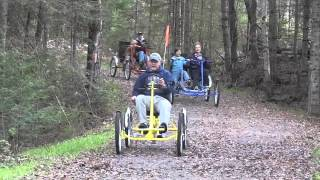 Sylvania Outfitters Quadracycles
