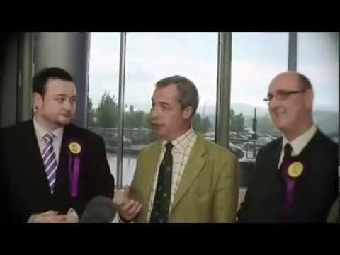 UKIP -  Northern Ireland, May 2014