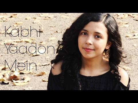 Kabhi Yaadon Mein (Cover) Divya Khosla Kumar | Arijit Singh, Palak Muchhal | Shreya Karmakar