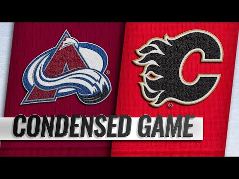 01/09/19 Condensed Game: Avalanche @ Flames