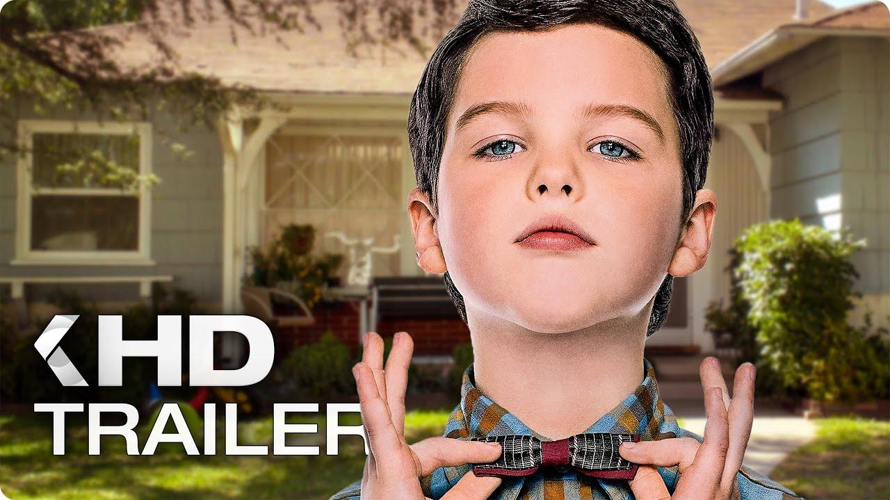 Young Sheldon Trailer German Deutsch 2018 Youtube