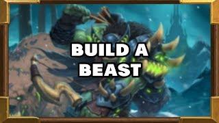 Build A Beast | Hearthstone