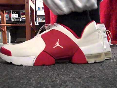 big sale ce1dd 053b1 09-08-2010, Shoes  54    55 of 667 J s. The Jordan Trunner 218   The RJ  Bolo Trainer - YouTube