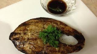 How to make grilled tuna steak
